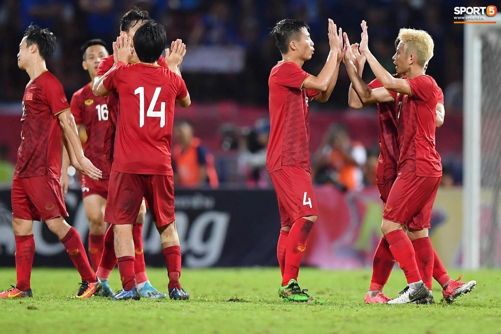 Không phải thần may mắn, đây mới là người giúp Việt Nam có 1 điểm quý giá trước Thái Lan tại Vòng loại World Cup 2022 - Ảnh 1.