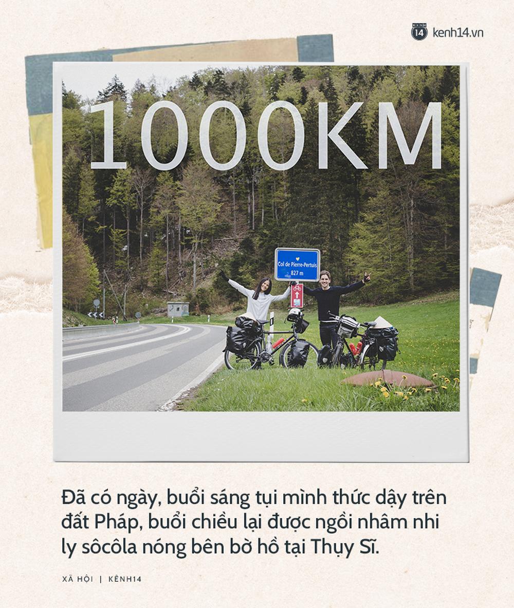 Chồng Pháp vợ Việt cùng đạp xe từ nhà anh tới nhà em 16.000 km và hành trình yêu thương mang tên Nón lá - Ảnh 7.