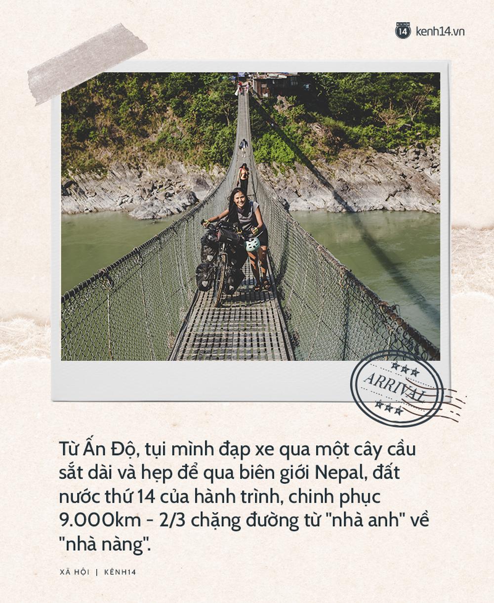 Chồng Pháp vợ Việt cùng đạp xe từ nhà anh tới nhà em 16.000 km và hành trình yêu thương mang tên Nón lá - Ảnh 18.