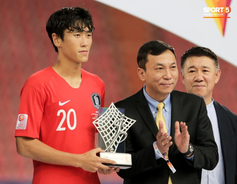 Người Việt Nam duy nhất có mặt ở lễ trao giải U23 châu Á 2020: Tiếc khi không được trao cúp vô địch cho thầy trò HLV Park Hang-seo - Ảnh 6.