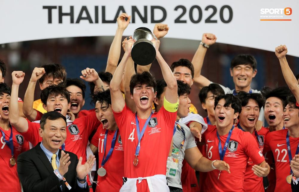 Người Việt Nam duy nhất có mặt ở lễ trao giải U23 châu Á 2020: Tiếc khi không được trao cúp vô địch cho thầy trò HLV Park Hang-seo - Ảnh 5.
