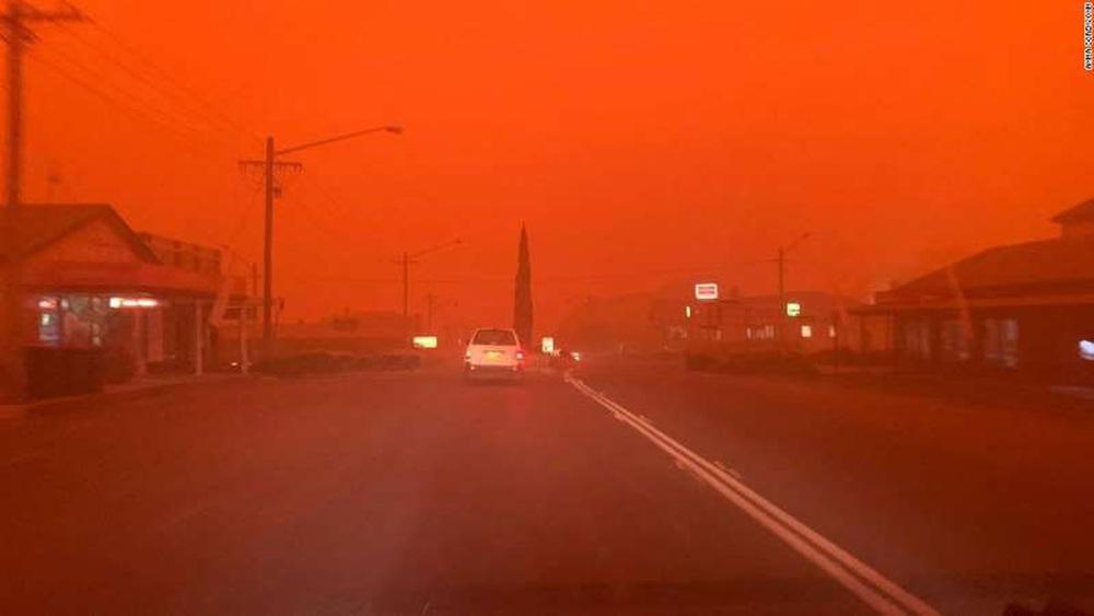 Một ngày cuối tuần chiến đấu với cháy rừng ở Úc: Khung cảnh hoang tàn trong lửa đỏ, cả con người và động vật đều phải xót xa đến rơi nước mắt - Ảnh 21.