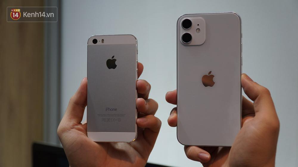 Trên tay iPhone 12 và iPhone 12 Pro tại Việt Nam - Ảnh 8.