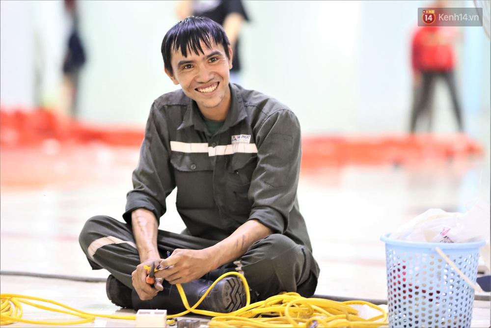 Ảnh: Ký túc xá trú bão 5 sao của người dân làng biển Quảng Ngãi - Ảnh 13.