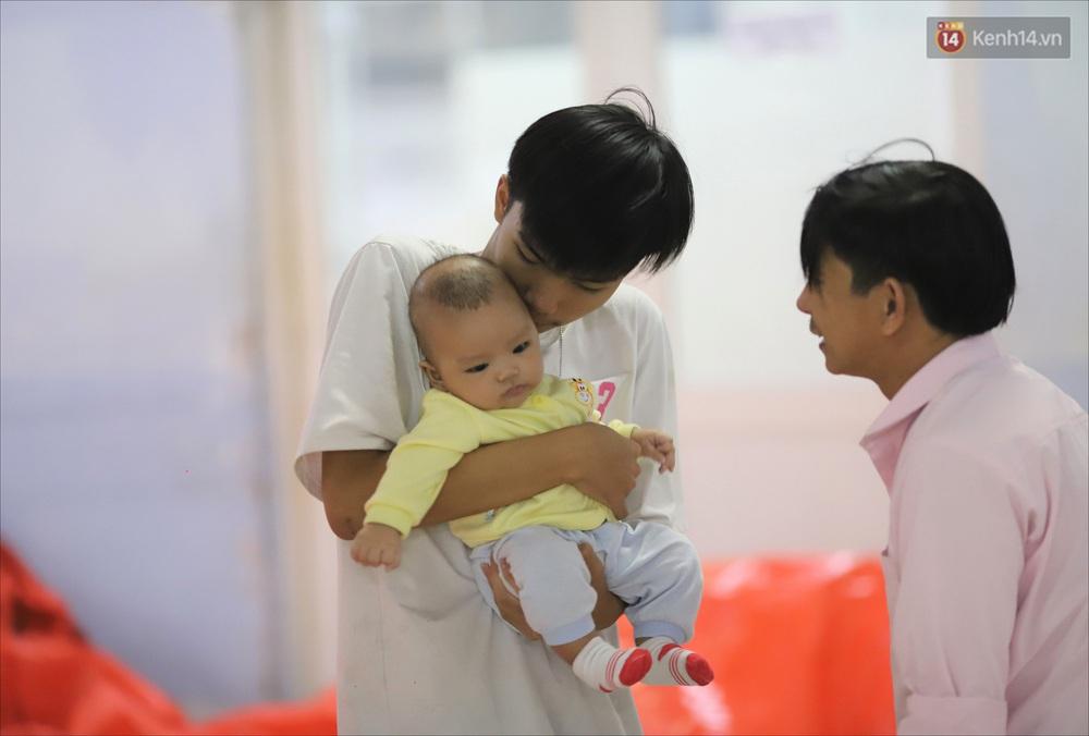 Ảnh: Ký túc xá trú bão 5 sao của người dân làng biển Quảng Ngãi - Ảnh 22.