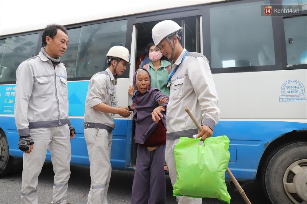 Ảnh: Ký túc xá trú bão 5 sao của người dân làng biển Quảng Ngãi - Ảnh 3.