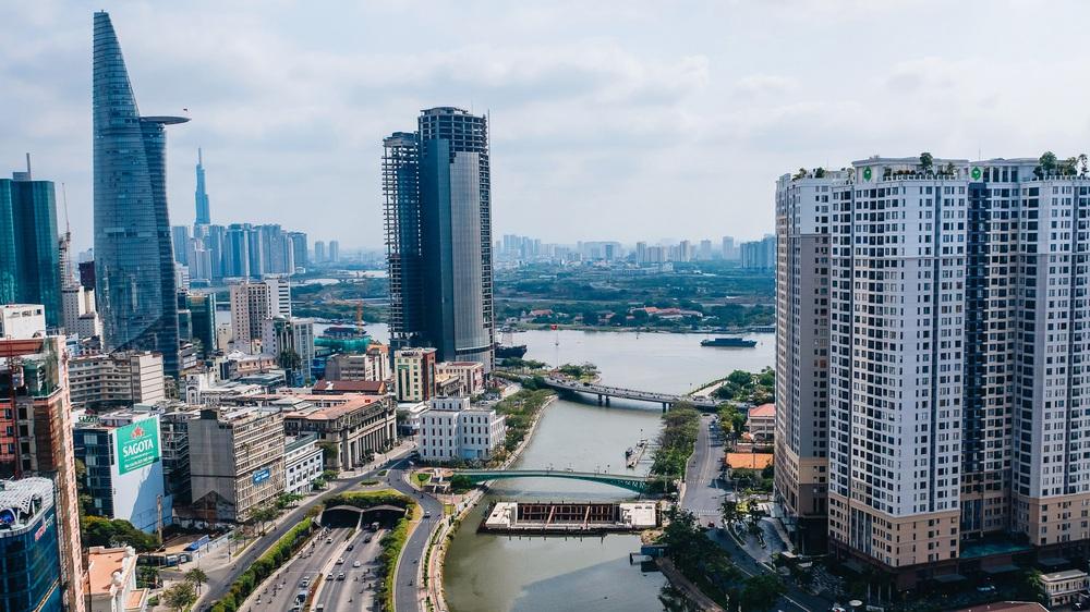 Toàn cảnh công trình chống ngập 10.000 tỷ đồng ở Sài Gòn đã hoàn thành hơn 90% - Ảnh 1.