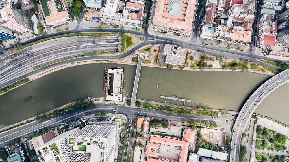 Toàn cảnh công trình chống ngập 10.000 tỷ đồng ở Sài Gòn đã hoàn thành hơn 90% - Ảnh 2.