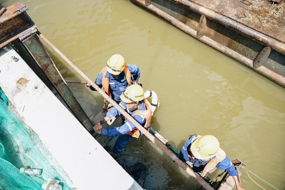 Toàn cảnh công trình chống ngập 10.000 tỷ đồng ở Sài Gòn đã hoàn thành hơn 90% - Ảnh 16.