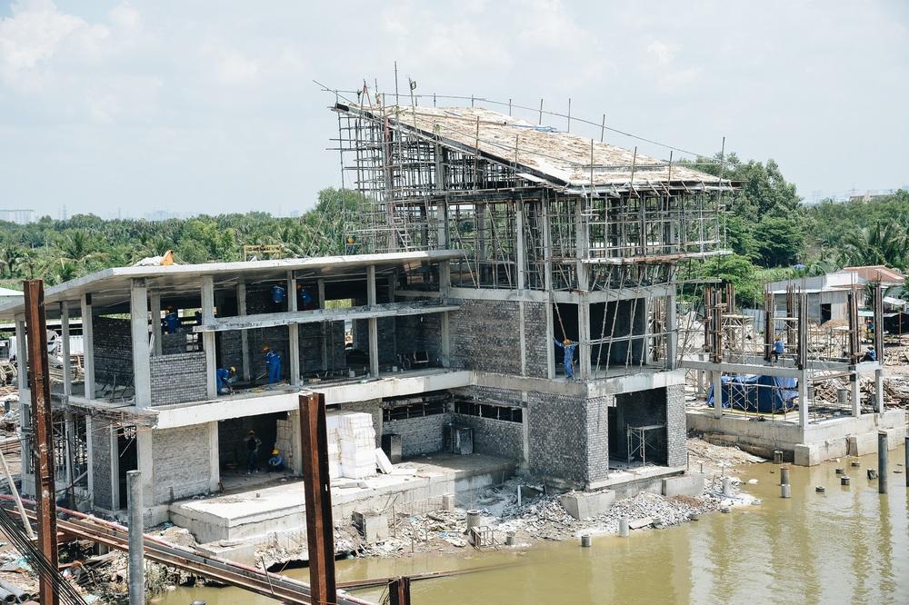 Toàn cảnh công trình chống ngập 10.000 tỷ đồng ở Sài Gòn đã hoàn thành hơn 90% - Ảnh 14.