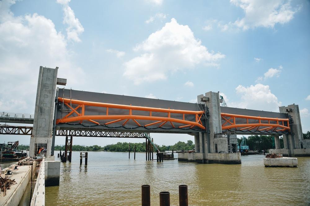 Toàn cảnh công trình chống ngập 10.000 tỷ đồng ở Sài Gòn đã hoàn thành hơn 90% - Ảnh 13.
