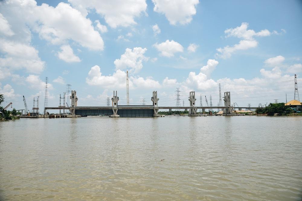 Toàn cảnh công trình chống ngập 10.000 tỷ đồng ở Sài Gòn đã hoàn thành hơn 90% - Ảnh 10.