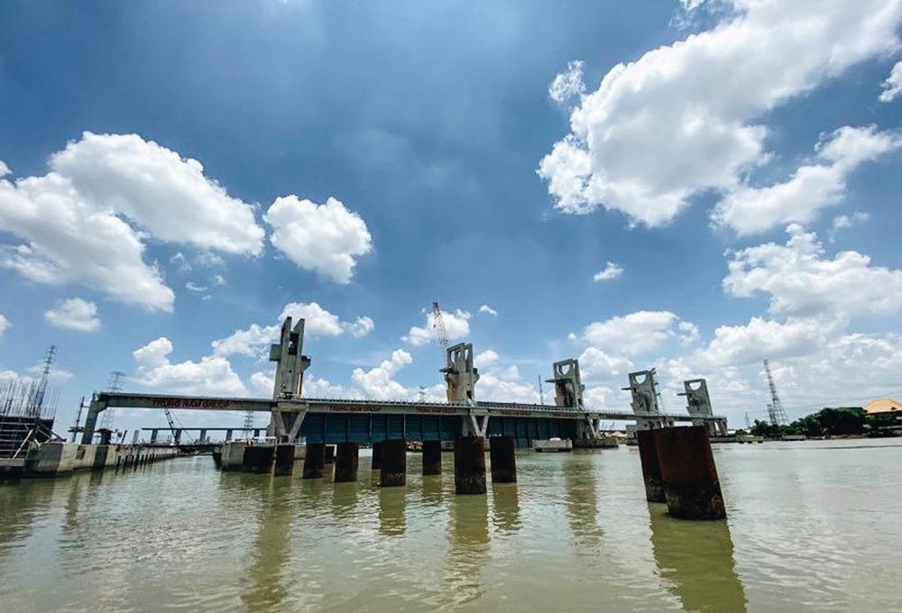 Toàn cảnh công trình chống ngập 10.000 tỷ đồng ở Sài Gòn đã hoàn thành hơn 90% - Ảnh 9.