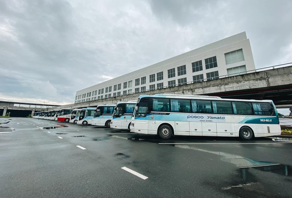 Cận cảnh bến xe Miền Đông mới 4.000 tỷ đồng, xịn nhất Việt Nam trước ngày hoạt động - Ảnh 19.