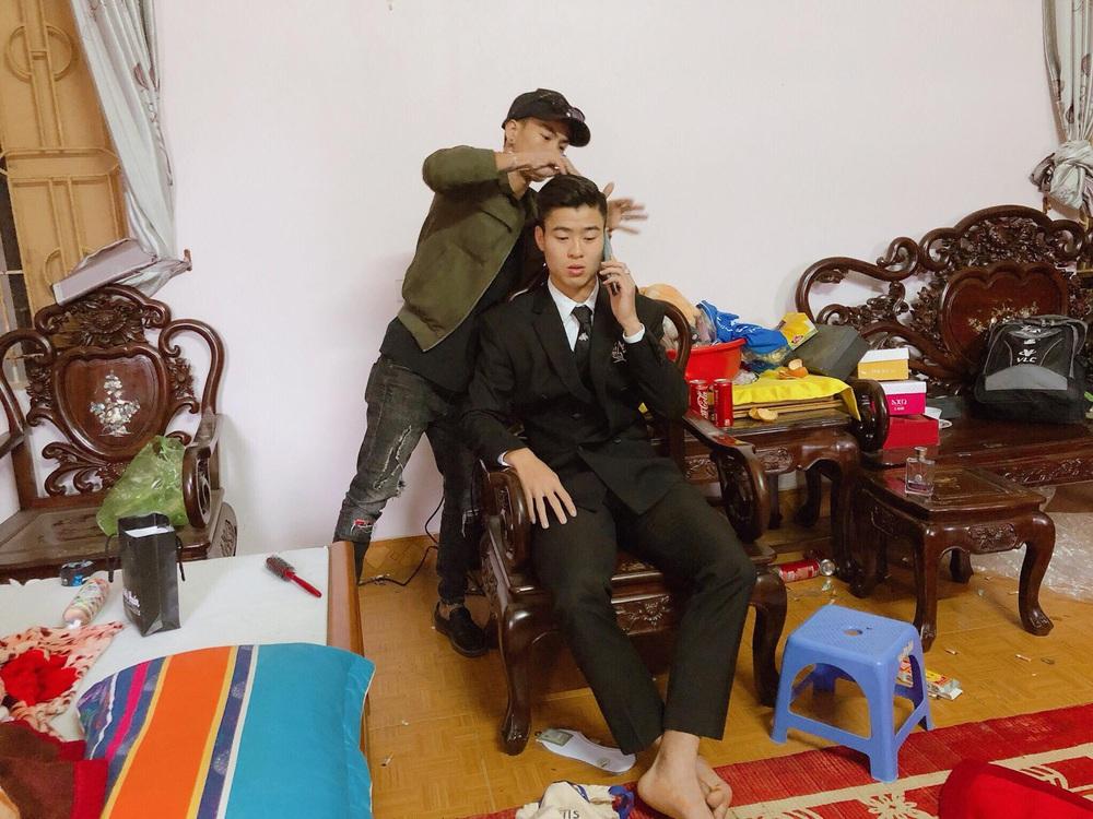 Lễ cưới Duy Mạnh - Quỳnh Anh: Cô dâu và chú rể trao nhẫn cho nhau trong tiếng reo hò của hơn một nghìn quan khách - Ảnh 22.