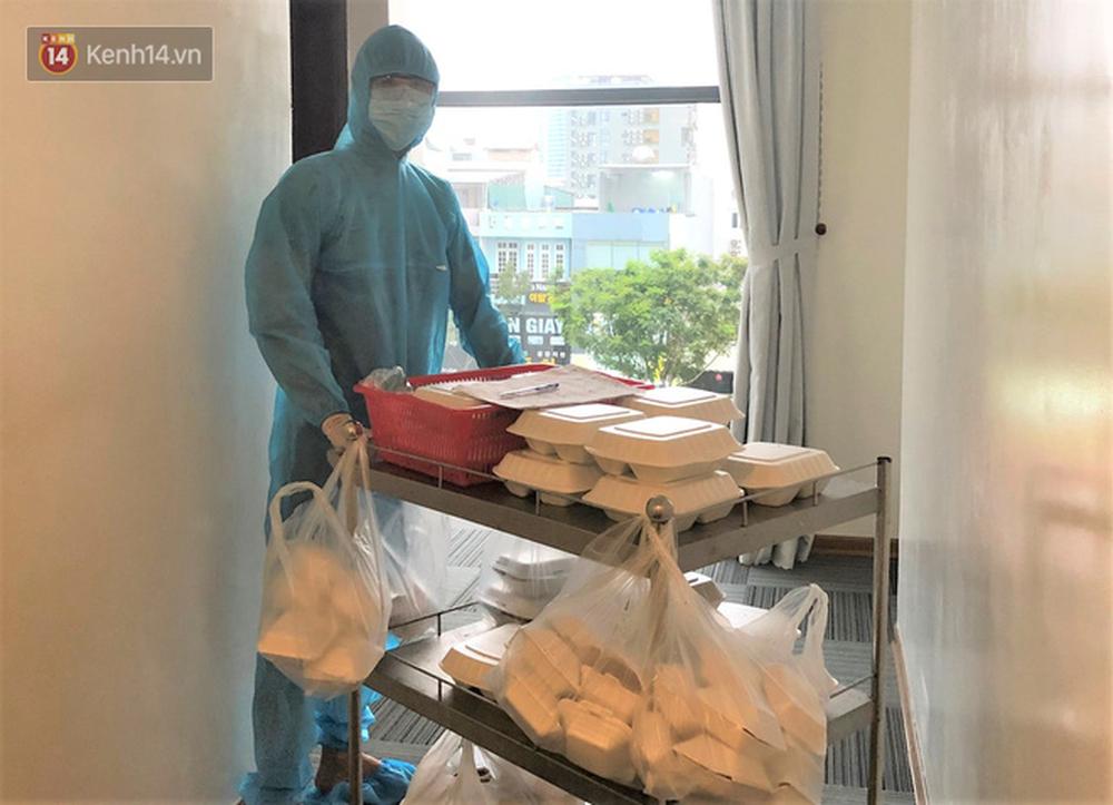 Cận cảnh bên trong khách sạn cách ly tập trung cho khách nước ngoài ở Đà Nẵng - Ảnh 13.