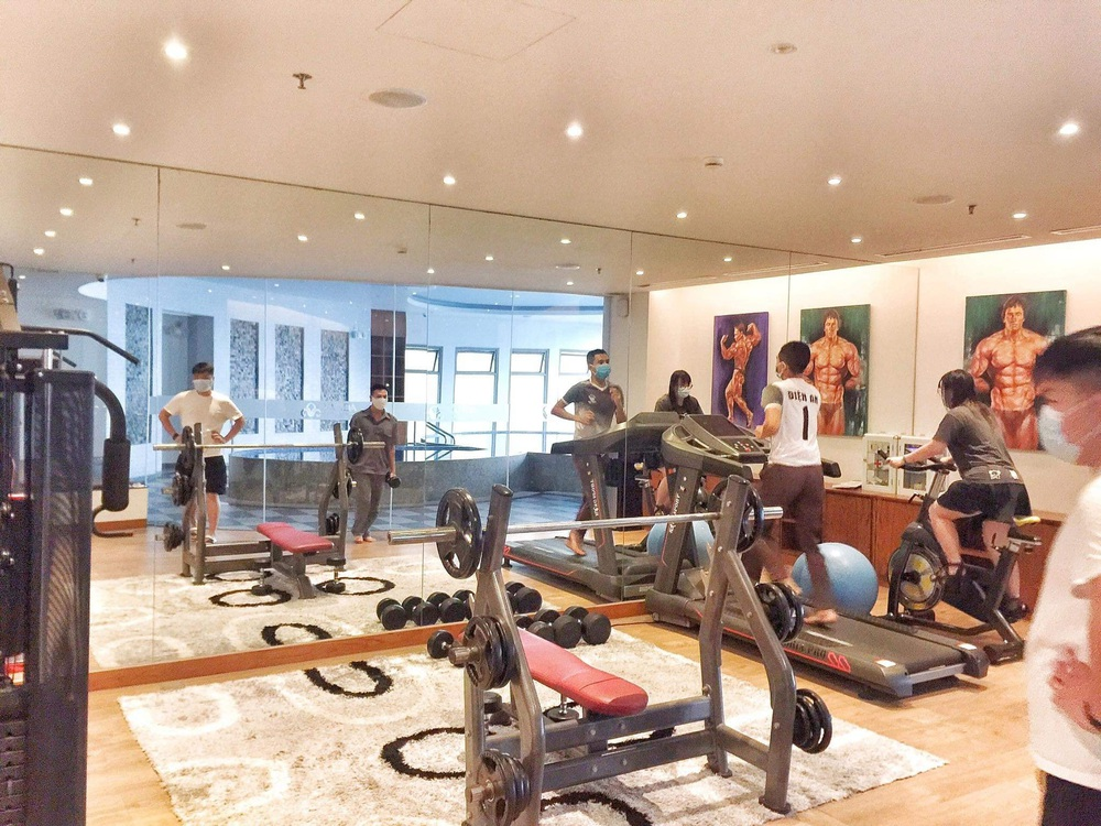 Cận cảnh bên trong khách sạn cách ly tập trung cho khách nước ngoài ở Đà Nẵng - Ảnh 17.