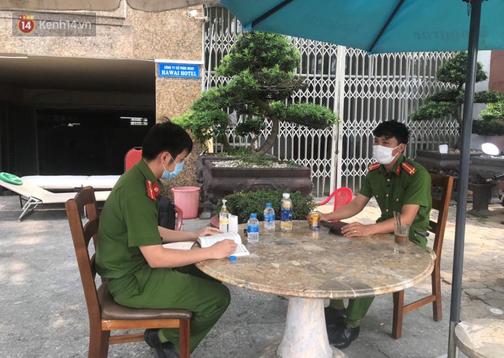 Cận cảnh bên trong khách sạn cách ly tập trung cho khách nước ngoài ở Đà Nẵng - Ảnh 2.