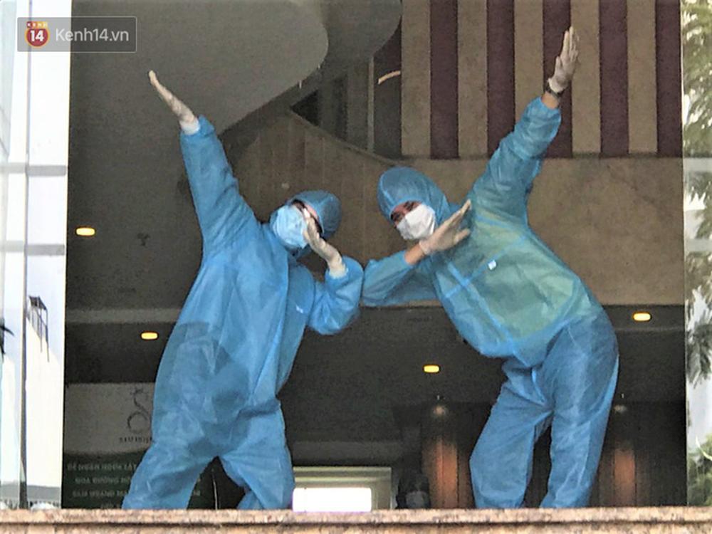 Cận cảnh bên trong khách sạn cách ly tập trung cho khách nước ngoài ở Đà Nẵng - Ảnh 4.