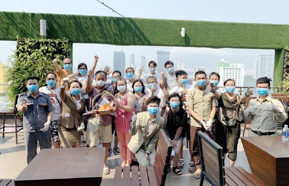 Cận cảnh bên trong khách sạn cách ly tập trung cho khách nước ngoài ở Đà Nẵng - Ảnh 20.