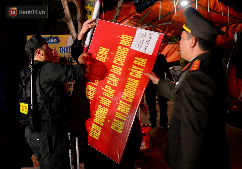 Ảnh: Chính thức dừng cách ly xã Sơn Lôi, người dân vui mừng được quay lại cuộc sống bình thường - Ảnh 5.