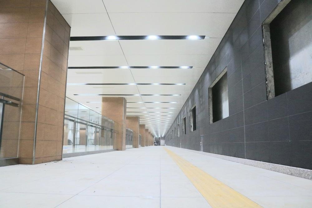 Cận cảnh những hình ảnh bên trong ga ngầm Nhà hát Thành phố của tuyến Metro Bến Thành - Suối Tiên - Ảnh 13.