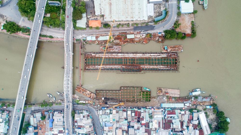 Toàn cảnh công trình chống ngập 10.000 tỷ đồng sắp hoàn thành sau 4 năm thi công ở Sài Gòn - Ảnh 7.