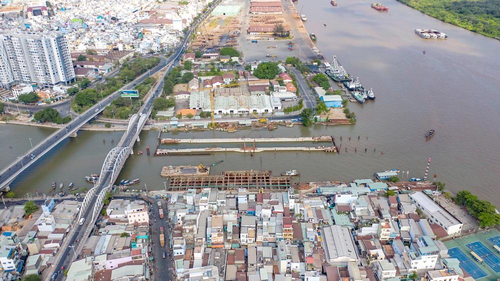 Toàn cảnh công trình chống ngập 10.000 tỷ đồng sắp hoàn thành sau 4 năm thi công ở Sài Gòn - Ảnh 5.