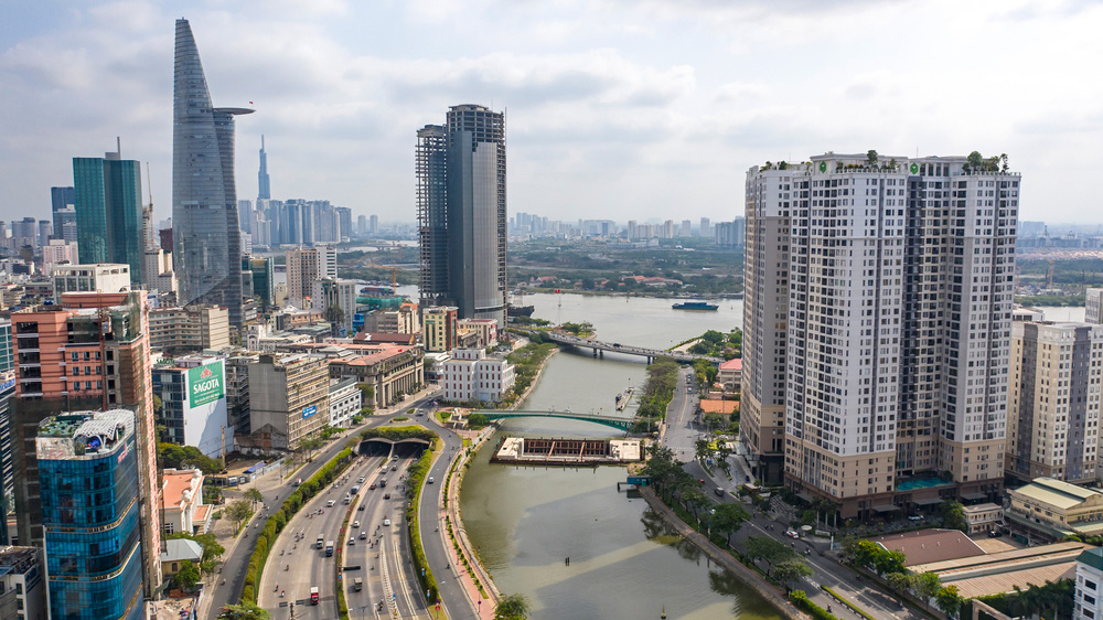 Toàn cảnh công trình chống ngập 10.000 tỷ đồng sắp hoàn thành sau 4 năm thi công ở Sài Gòn - Ảnh 2.