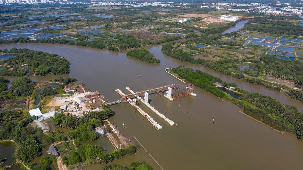 Toàn cảnh công trình chống ngập 10.000 tỷ đồng sắp hoàn thành sau 4 năm thi công ở Sài Gòn - Ảnh 16.