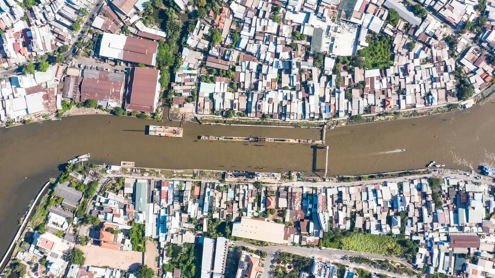 Toàn cảnh công trình chống ngập 10.000 tỷ đồng sắp hoàn thành sau 4 năm thi công ở Sài Gòn - Ảnh 19.