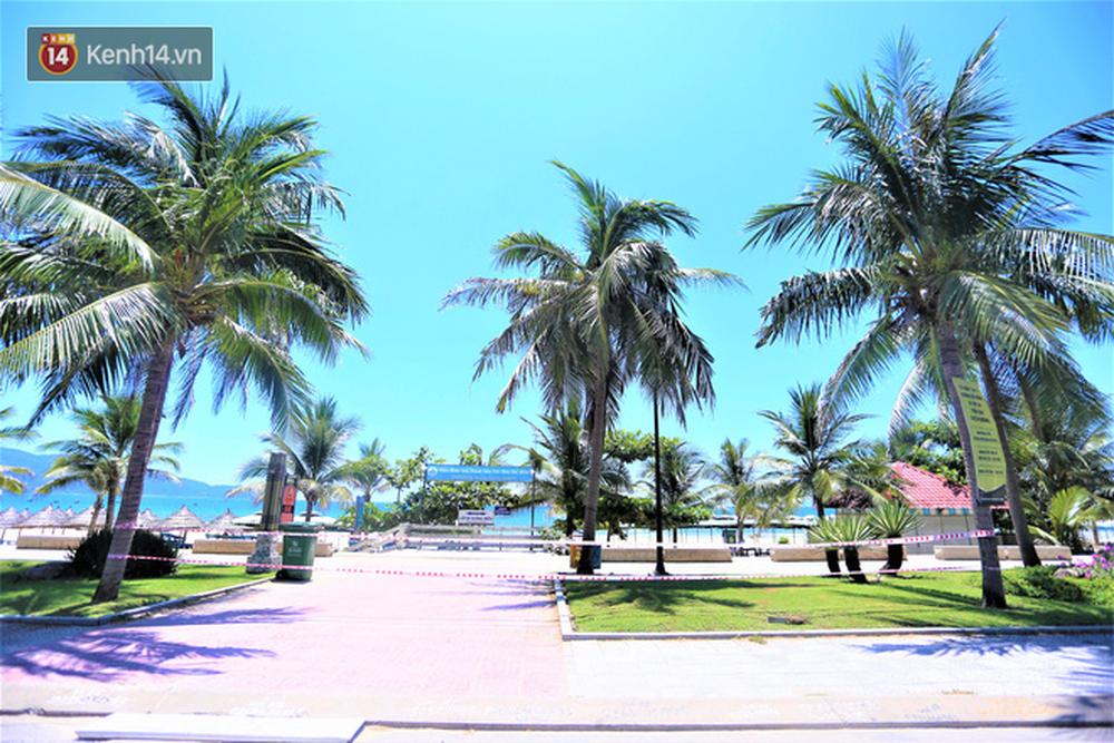 Toàn cảnh Đà Nẵng ngày đầu cách ly xã hội: Bãi biển không bóng người, bến xe dừng hoạt động - Ảnh 18.