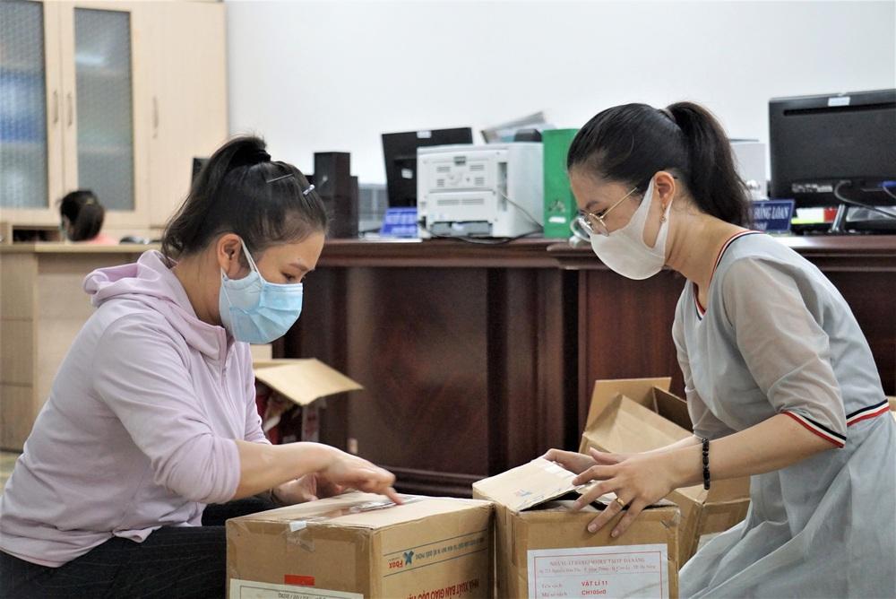 Ảnh: Cận cảnh cung thể thao sẽ trở thành bệnh viện dã chiến chống Covid-19 ở Đà Nẵng - Ảnh 11.