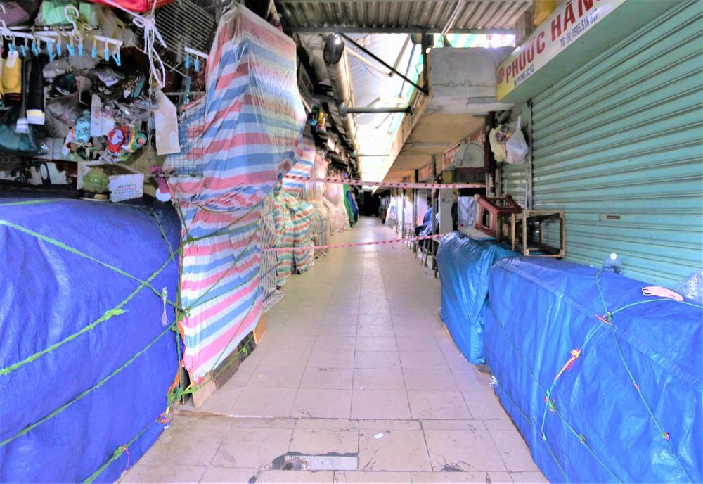 Ảnh: Ngày đầu người dân Đà Nẵng thực hiện đi chợ bằng phiếu ngày chẵn lẻ - Ảnh 16.