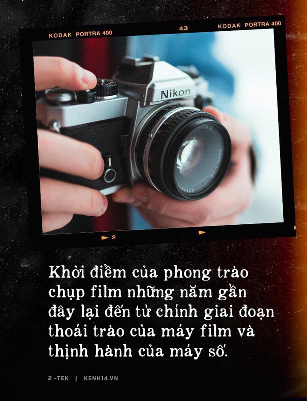 Phong trào máy ảnh film giữa kỷ nguyên 4.0: Màn comeback của những giá trị ngược dòng thời đại - Ảnh 1.