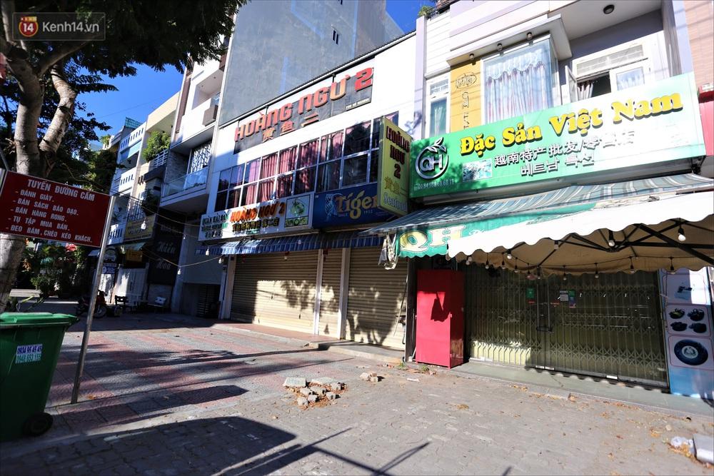 Nhiều hàng quán ở Đà Nẵng vẫn bất động dù đã được phép mở cửa, treo biển sang nhượng - Ảnh 9.