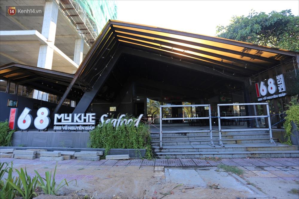 Nhiều hàng quán ở Đà Nẵng vẫn bất động dù đã được phép mở cửa, treo biển sang nhượng - Ảnh 2.