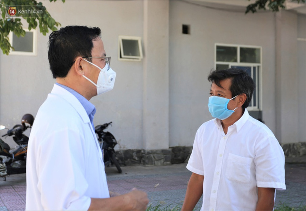 """Ông Đoàn Ngọc Hải và xe cứu thương lần đầu đến Đà Nẵng: """"Tôi rất sợ người dân hiểu lầm mình lợi dụng để kiếm tiền, nổi tiếng - Ảnh 3."""