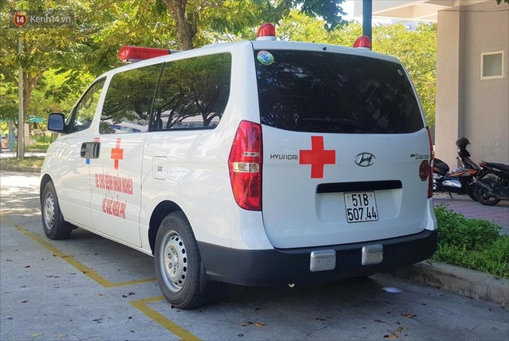 """Ông Đoàn Ngọc Hải và xe cứu thương lần đầu đến Đà Nẵng: """"Tôi rất sợ người dân hiểu lầm mình lợi dụng để kiếm tiền, nổi tiếng - Ảnh 7."""