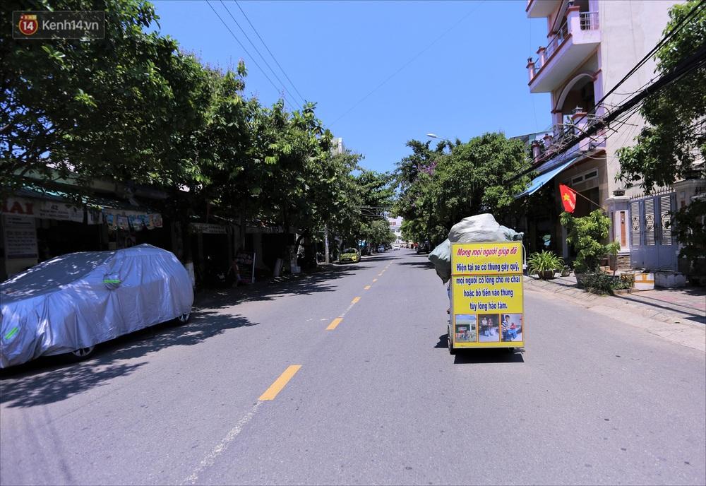 Chàng trai 18 tuổi có trí nhớ 5 phút hơn 6 năm nhặt rác, xin ve chai để làm từ thiện ở Đà Nẵng - Ảnh 7.