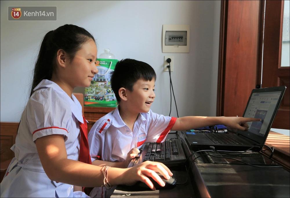 Nữ hiệu trưởng tại Đà Nẵng: 30 năm đi dạy, lần đầu tiên khai giảng không có học sinh - Ảnh 10.