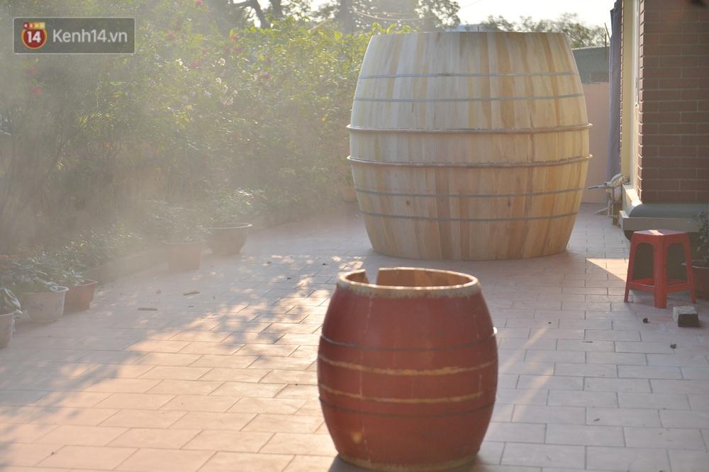 Làng nghề làm trống bằng da trâu hơn 1000 tuổi ở Hà Nam: Năm nay dịch, đơn hàng ít nhưng Tết vẫn phải thuê thêm người - Ảnh 10.