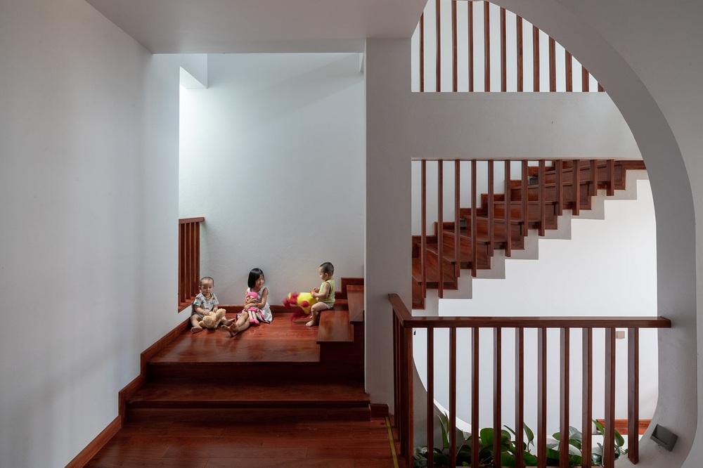 Gia đình yêu thiên nhiên xây nhà 6 tỷ, gộp hai lô đất, thiết kế mặt tiền trồng cây chất khỏi bàn - Ảnh 11.