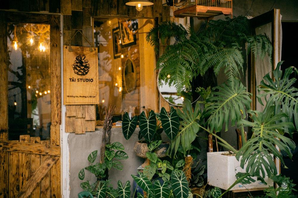 Chàng trai 9x từ cuộc sống định cư tại Canada trở về dừng chân ở Đà Lạt, chi 300 triệu tự tay vun đắp căn nhà gỗ cực thơ   - Ảnh 4.