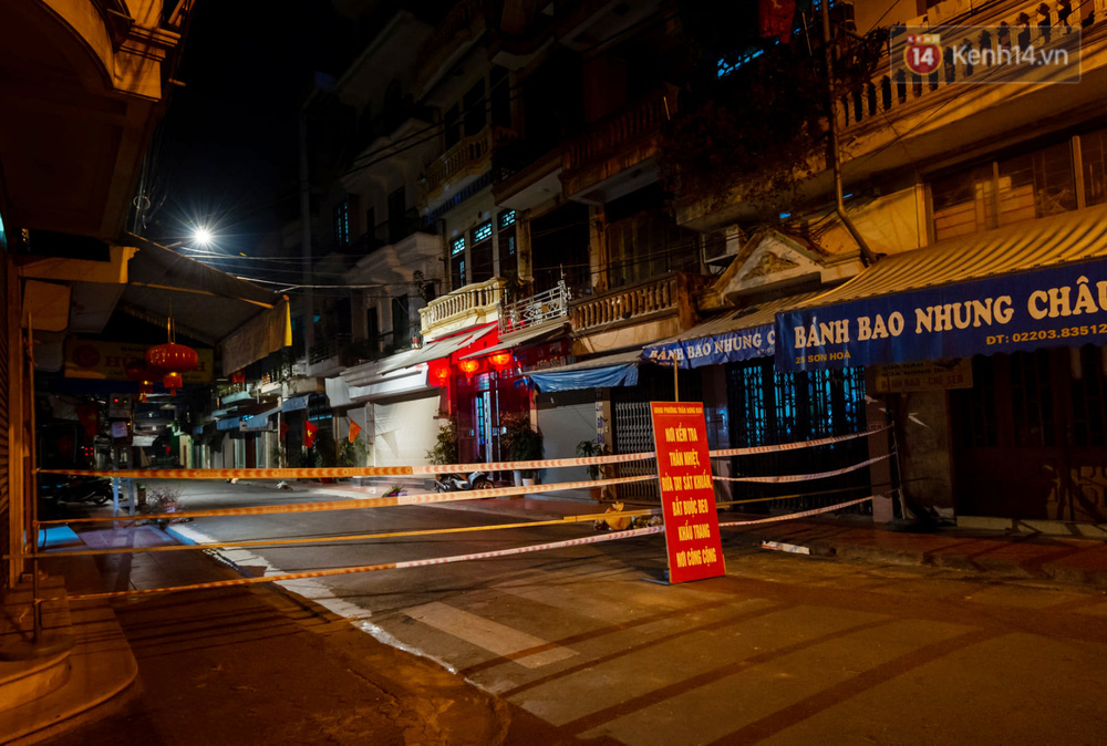 Chùm ảnh: Quang cảnh nội thành Hải Dương trong những ngày giãn cách xã hội toàn tỉnh - Ảnh 10.