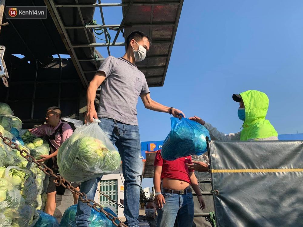 Ảnh: Người Đà Nẵng nườm nượp kéo nhau giải cứu nông sản cho nông dân Hải Dương - Ảnh 15.