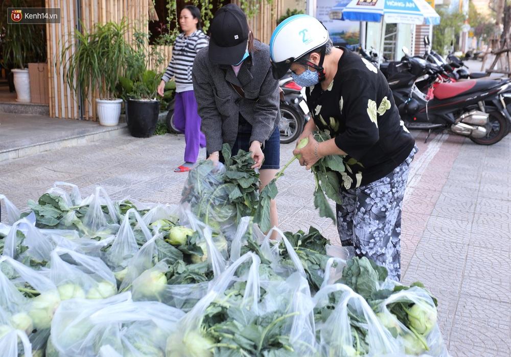 Ảnh: Người Đà Nẵng nườm nượp kéo nhau giải cứu nông sản cho nông dân Hải Dương - Ảnh 3.