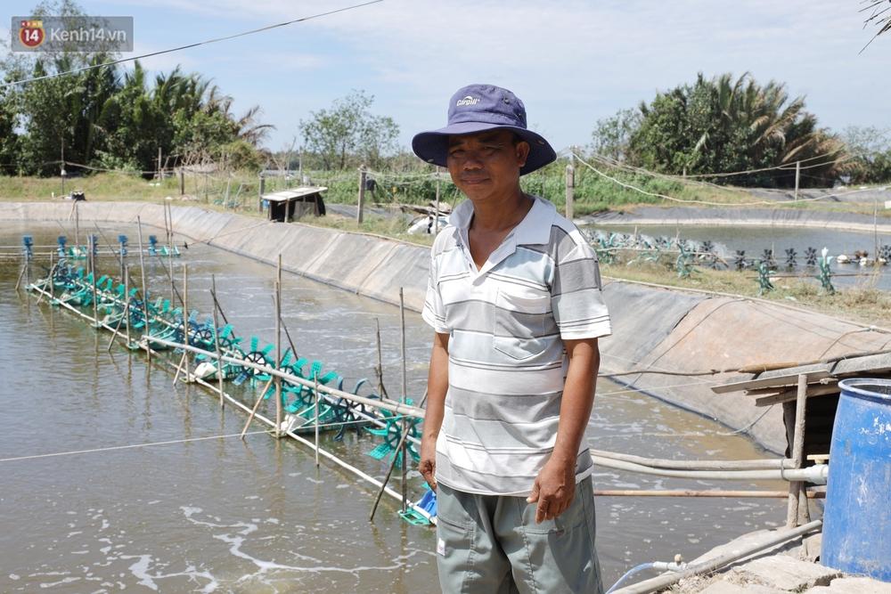 Người miền Tây bên những cánh đồng nứt toác vì hạn mặn: Lúa trồng xuống là chết, nước sông mặn đắng cả rồi!  - Ảnh 5.