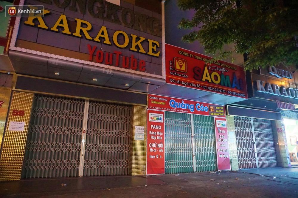 Quán bar, karaoke, chợ đêm ở Đà Nẵng lại ngủ đông phòng Covid-19: Một năm kinh doanh khó khăn... - Ảnh 3.