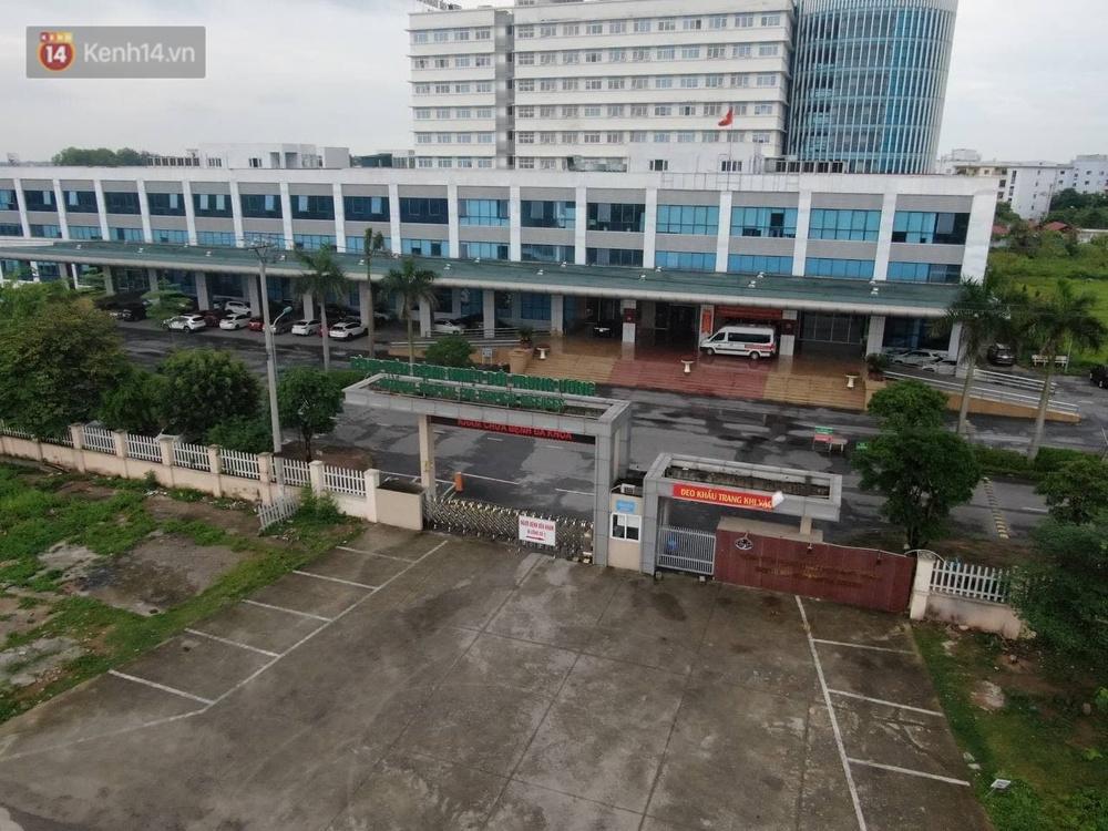 Ảnh: Cận cảnh cách ly y tế, tiếp tế tại Bệnh viện Bệnh Nhiệt đới Trung ương cơ sở 2 - Ảnh 4.